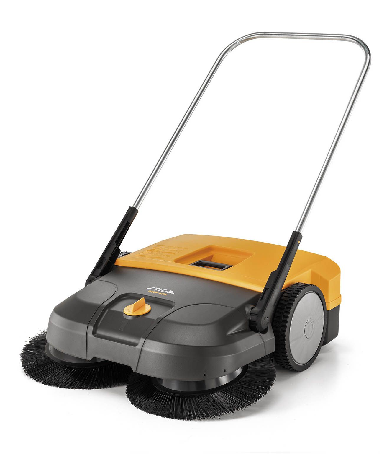 Stiga SWP475 75cm Push-Along Clearing Sweeper
