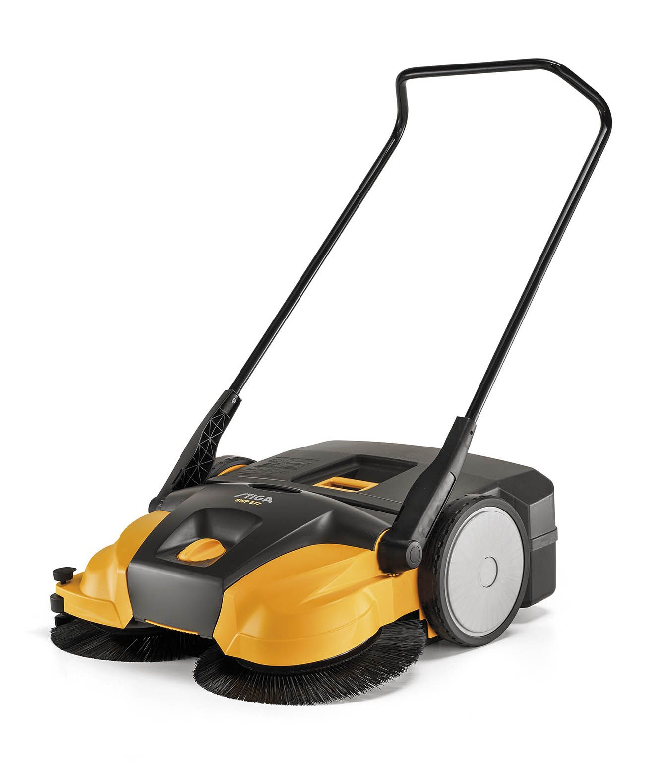 Stiga SWP577 77cm Push-Along Clearing Sweeper