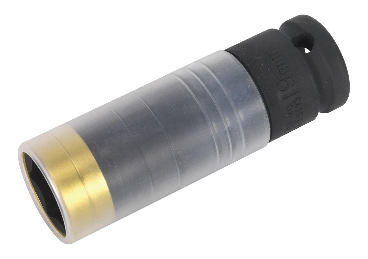 "Sealey Alloy Wheel Ultra Power Impact Sockets 1/2""Sq Drive"