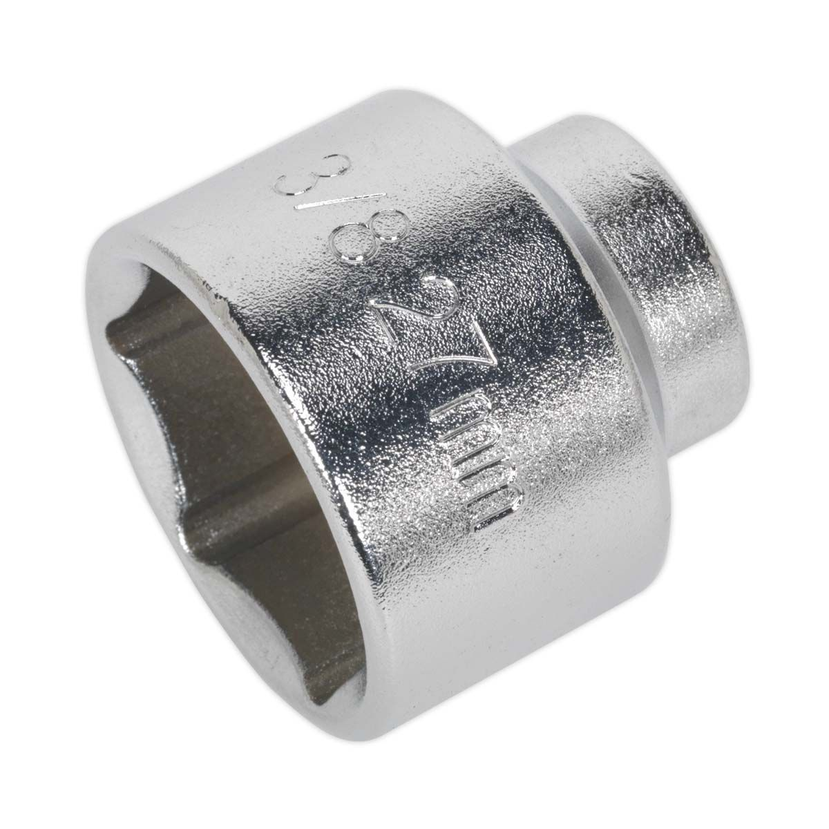 "Sealey Low Profile Oil Filter Socket 27mm 3/8""Sq Drive"