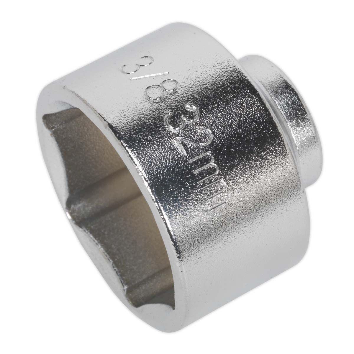 "Sealey Low Profile Oil Filter Socket 32mm 3/8""Sq Drive"