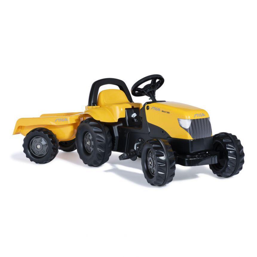 Stiga Mini-T250 Childs Toy Ride-On Lawn Mower