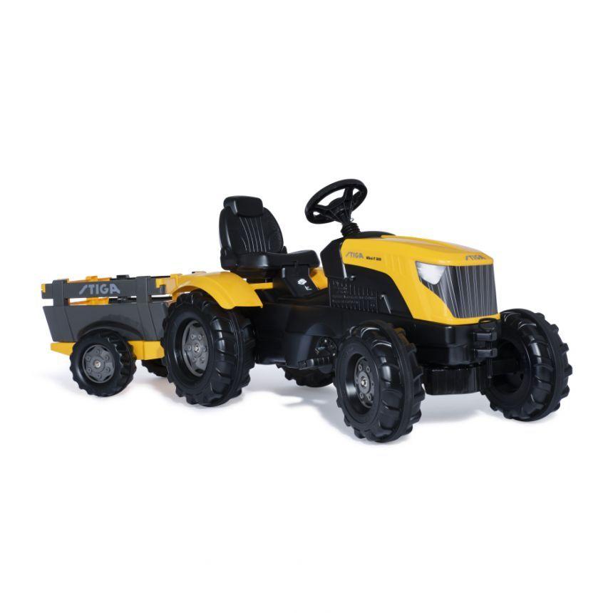 Stiga Mini-T300 Childs Toy Ride-On Lawn Mower