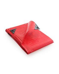 Tarpaflex 200gsm Super Red Tarpaulins