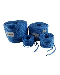 Tarpaflex Blue Polypropylene Rope