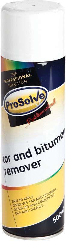 Prosolve Tar & Bitumen Remover 500ml