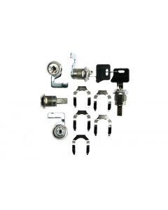 Teng Tools 5 Lock Set