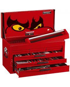 Teng Tools 140 Piece Service Tool Kit TC8140NF