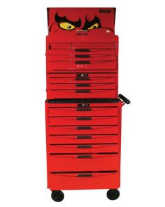 Teng Tools 16 Drawer 8 Series Tool Box Stack System TC816STACK