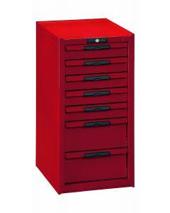 Teng Tools Lockable 7 Drawer Side Cabinet