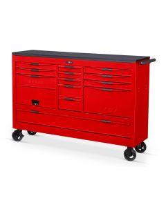 "Teng Tools 67"" 13 Drawer Roller Cabinet Tool Box TCW814N"
