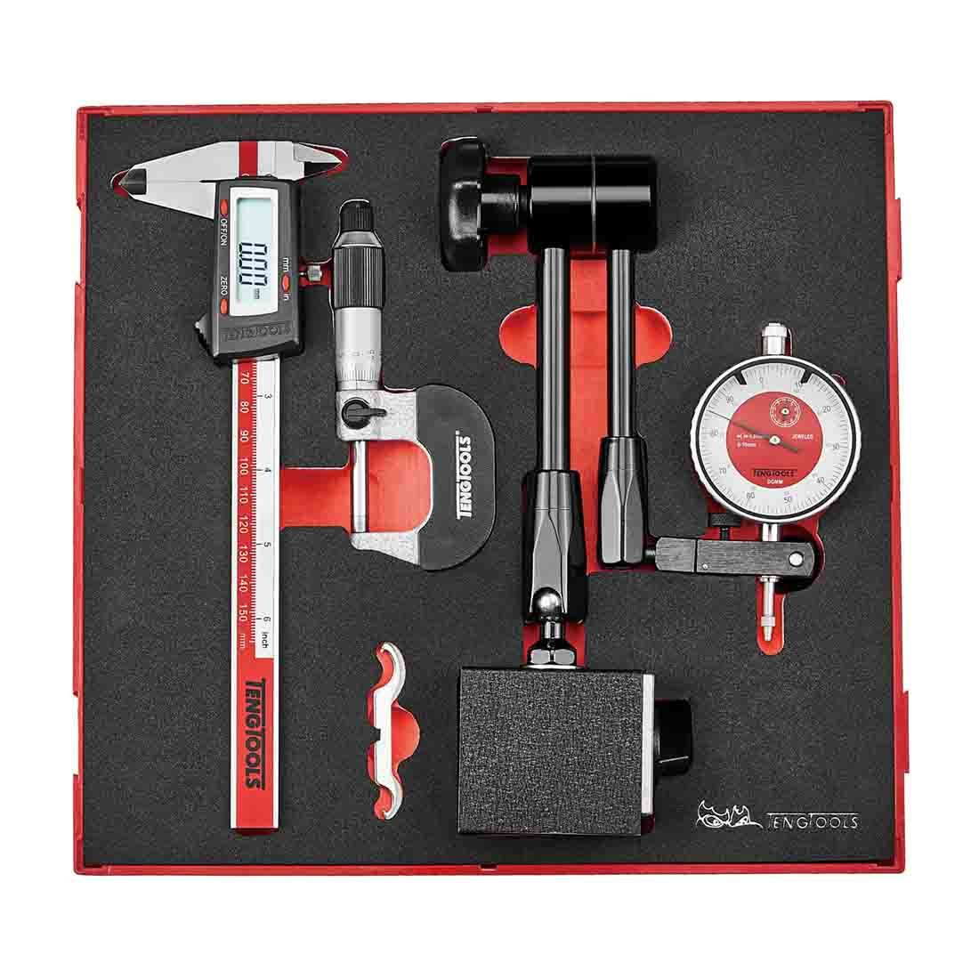 Teng Tools EVA Measuring Tool Set 3 Piece
