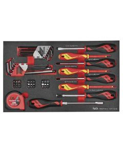 Teng Tools EVA Screwdriver Set 54 Piece
