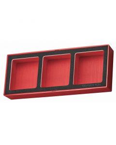 Teng Tools EVA 3 Compartment Empty Storage Tray