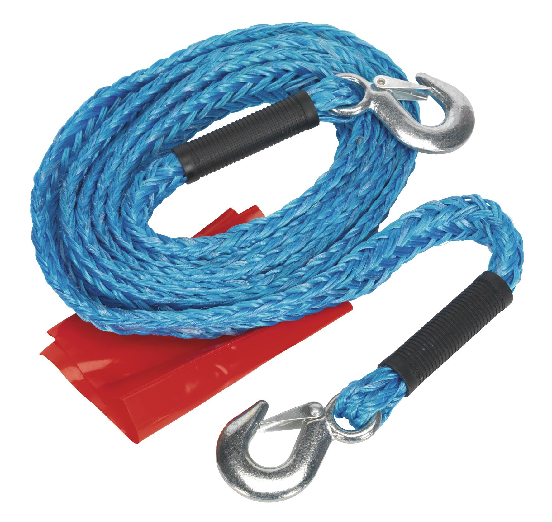 Sealey Tow Rope 2000kg Rolling Load Capacity