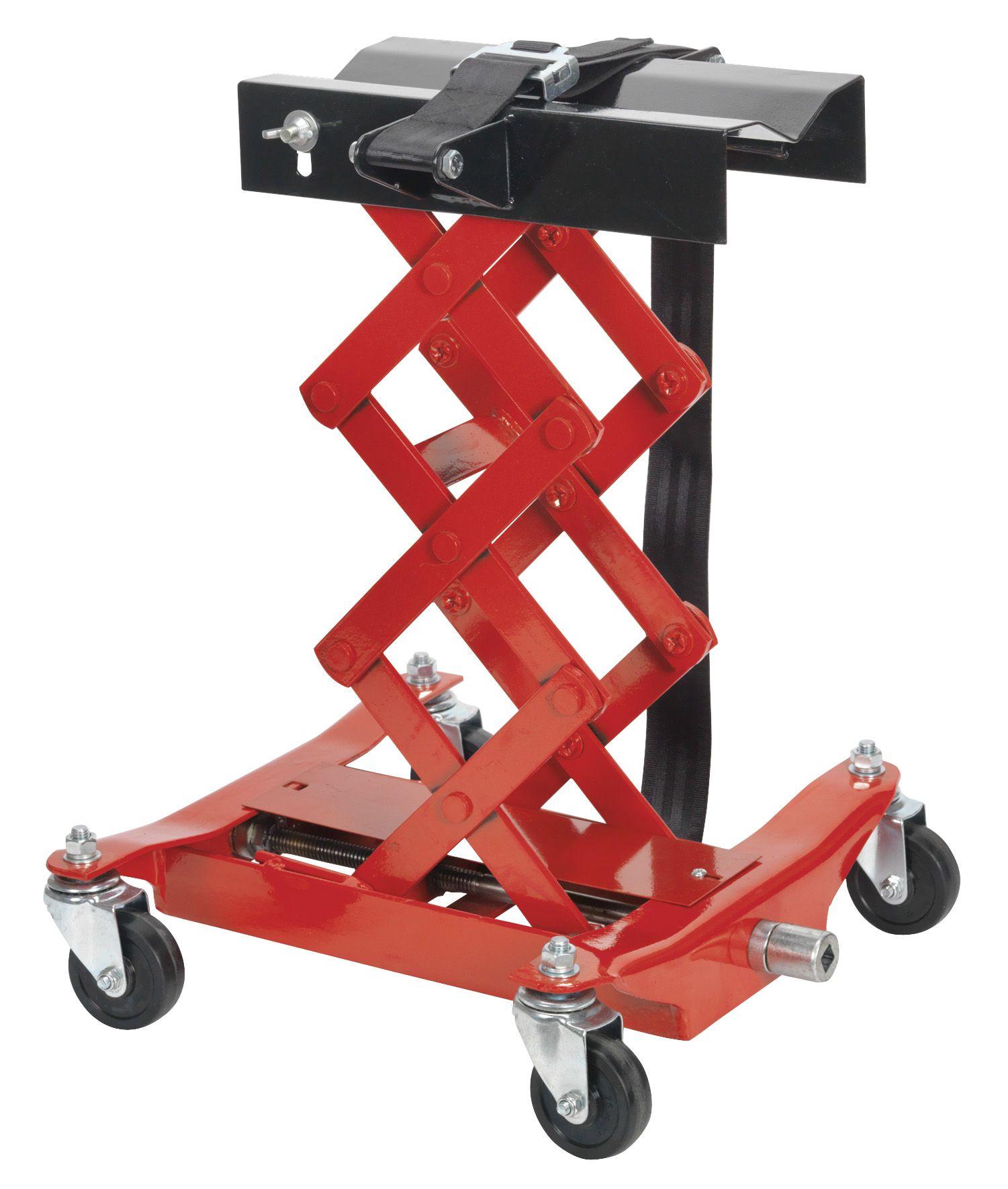 Sealey Premier Floor Transmission Jack 150kg
