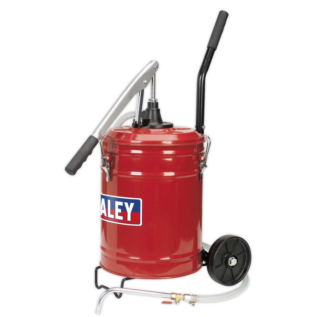 Sealey Gear Oil Dispensing Unit 20L Mobile