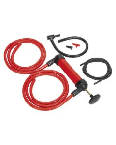 Sealey Multipurpose Syphon & Pump Kit