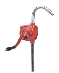 Sealey Rotary Oil Drum Pump 0.2L/Revolution