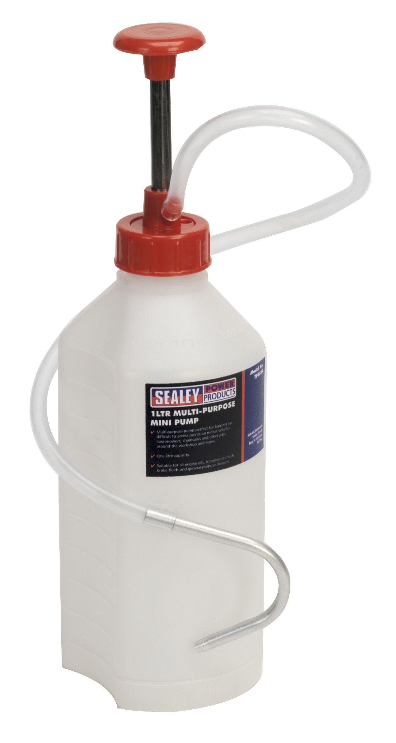 Sealey Multipurpose Mini Pump 1L