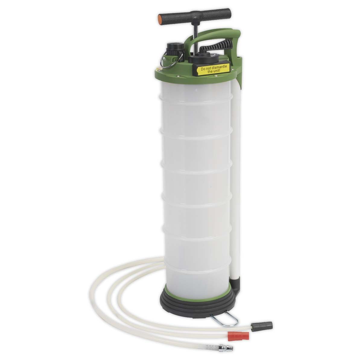 Sealey Vacuum Oil & Fluid Extractor & Discharge 6L