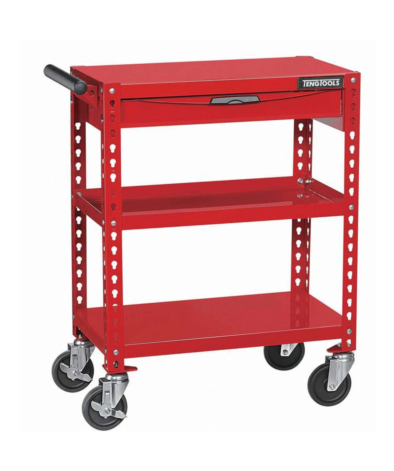 Teng Tools 700mm Wide Mobile Work Trolley