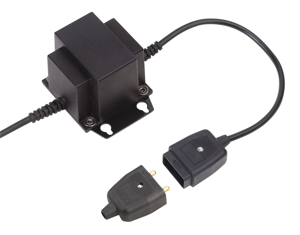 Sealey Low Voltage Lighting Transformer 1 x 50W/12V