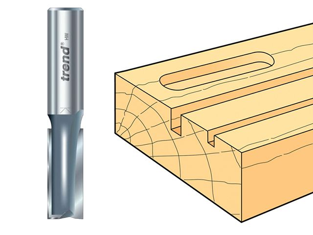 Trend 1/2in Two Flute Cutters TCT