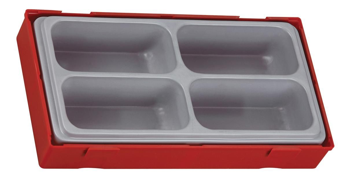 Teng Tools 4 Compartment Empty Storage Tray