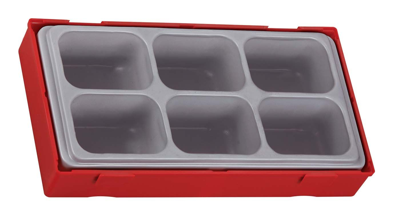 Teng Tools 6 Compartment Empty Storage Tray