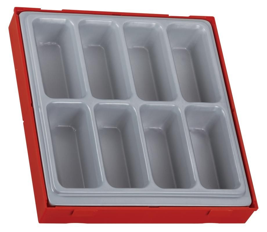 Teng Tools 8 Compartment Double Storage Tray