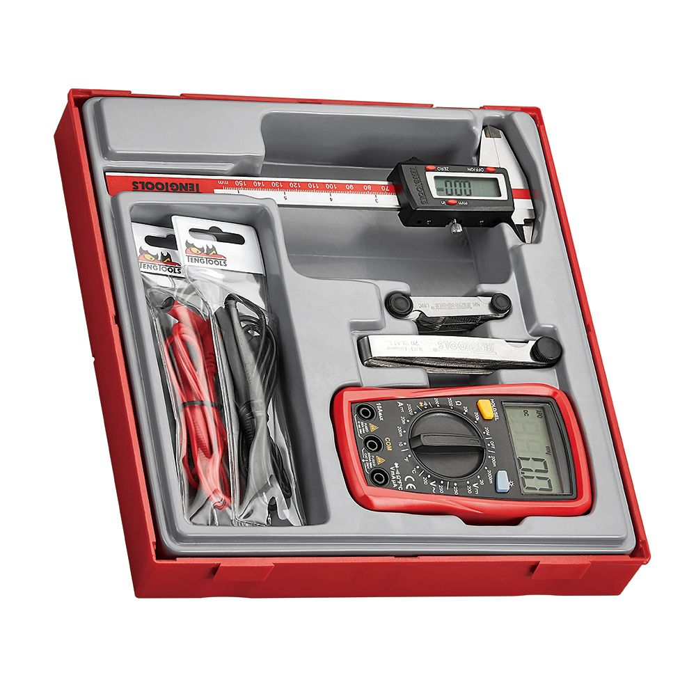 Teng Tools Measuring Set C 4 Piece