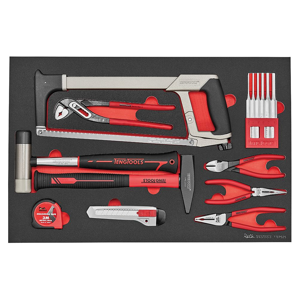 Teng Tools General Tool Set 25 Piece