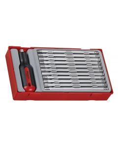 Teng Tools 12 Piece Interchangeable Screwdriver Set