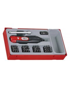 "Teng Tools 39 Piece 1/4"" Drive Torque Screwdriver Set"