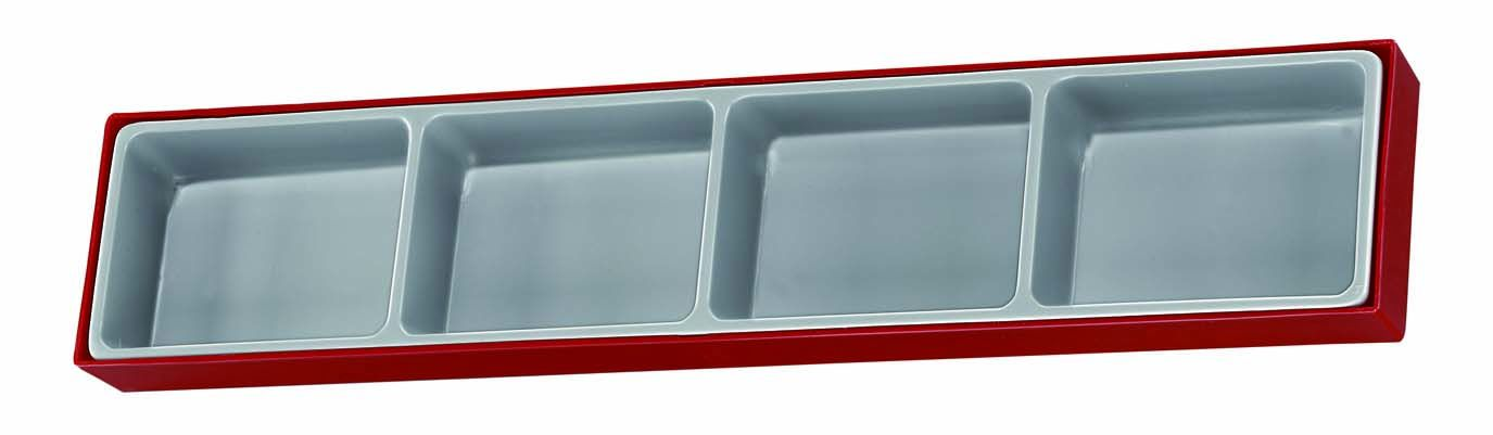 Teng Tools Empty 4 Compartment TTX Storage Tray