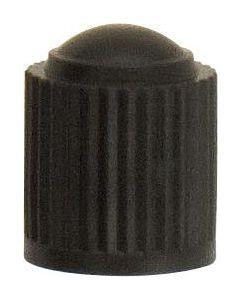 Pk 100 Tyre Valve Caps Plastic