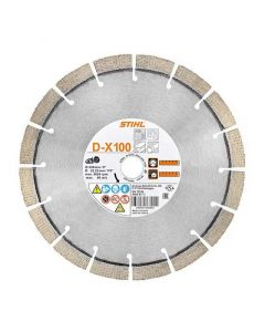 Stihl 230mm Diamond Cutting Wheel Universal D-X100