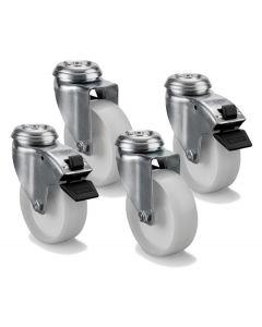 Van Vault Light Duty Castor Wheels