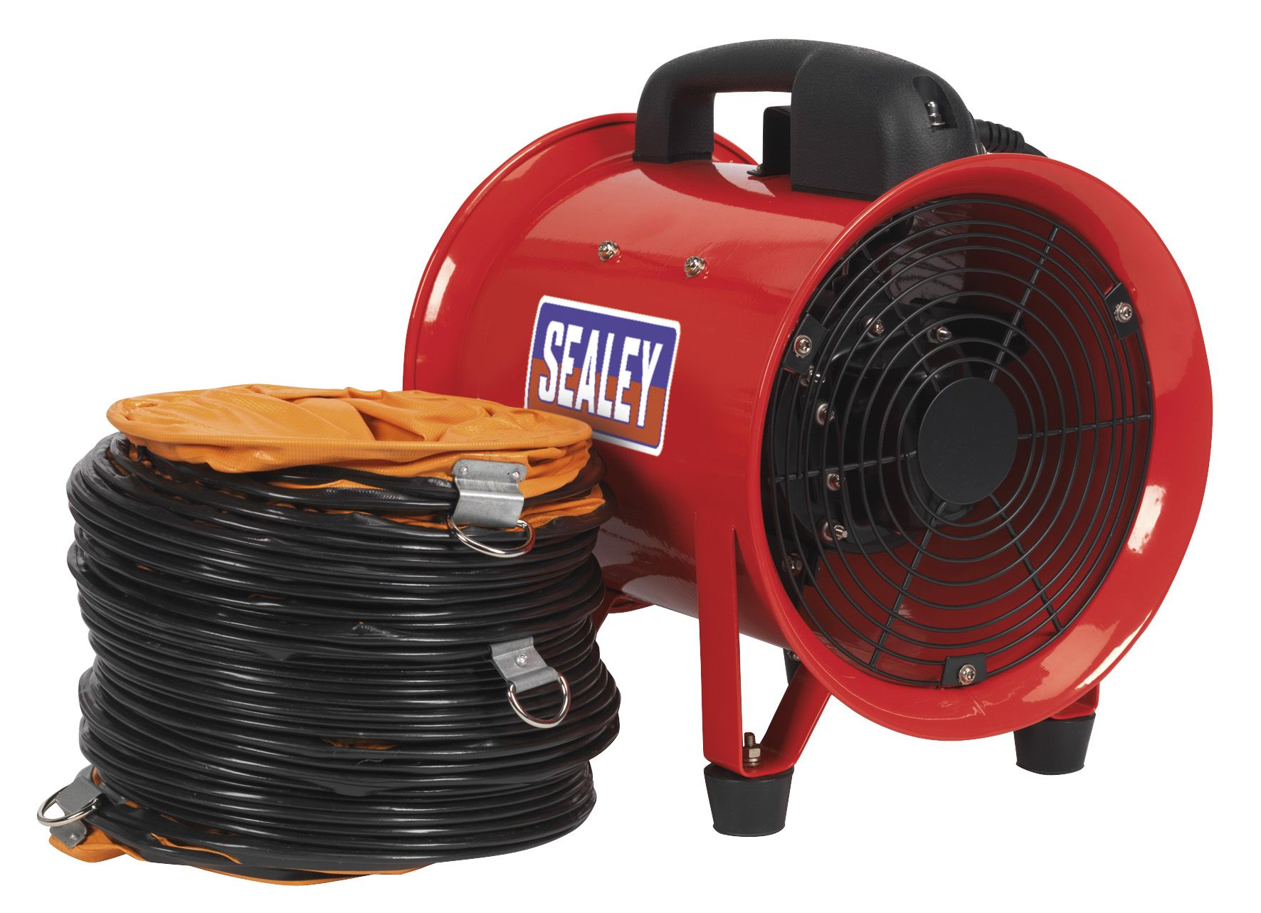 Sealey Portable Ventilator Ø200mm with 5m Ducting