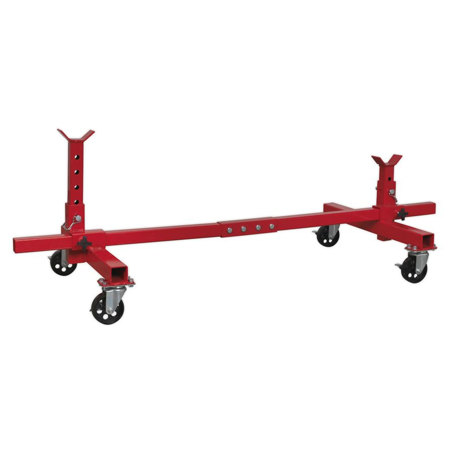 Sealey Vehicle Moving Dolly 2 Post 900kg