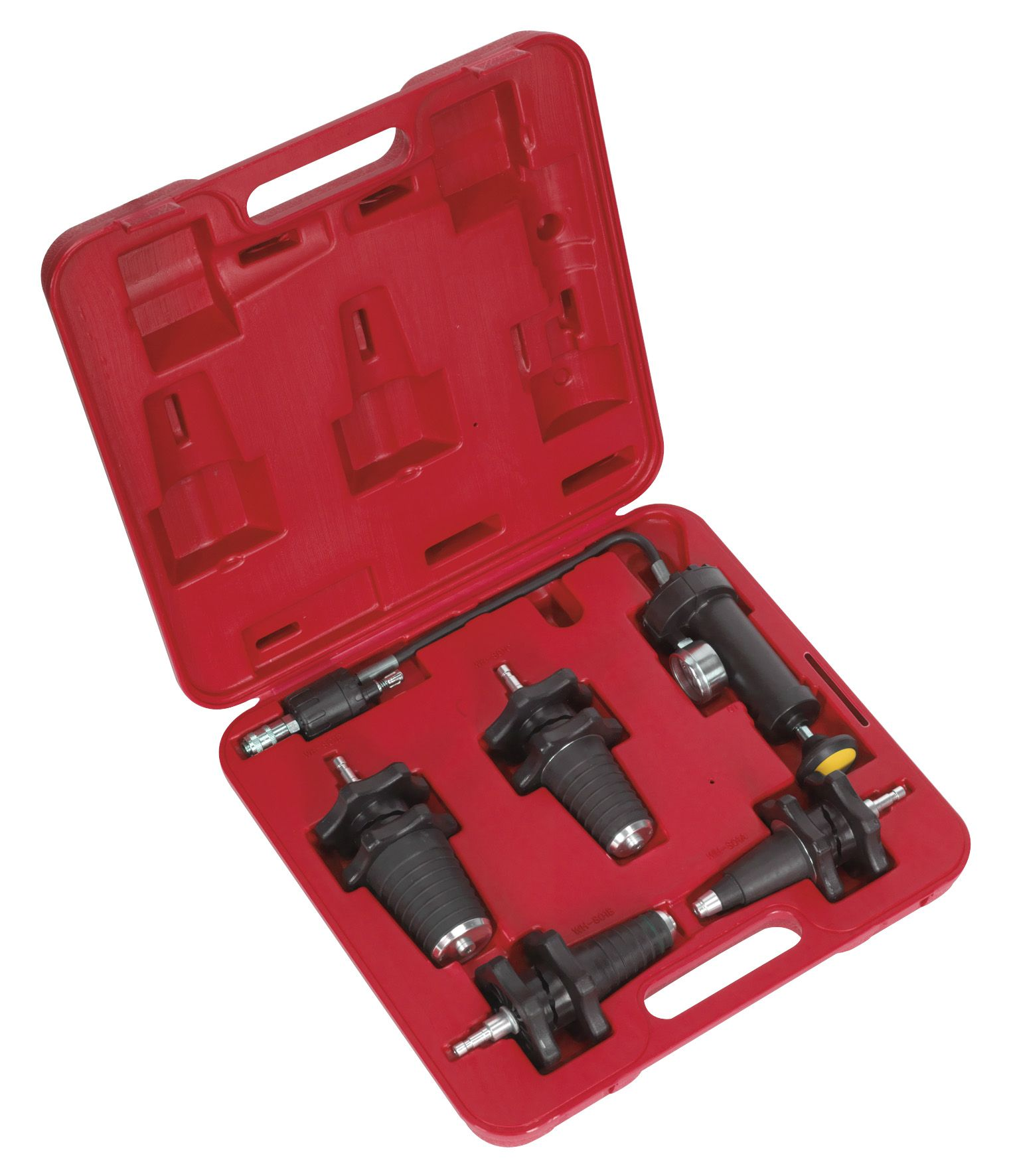 Sealey Cooling System Pressure Test Kit 5pc