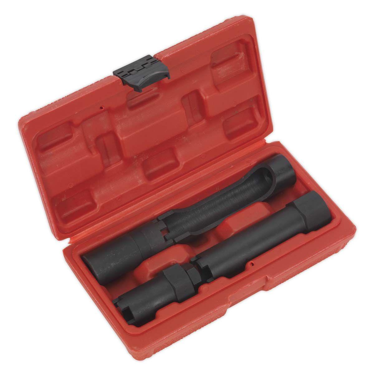 Sealey Diesel Injector Socket Set 4pc - Commercial