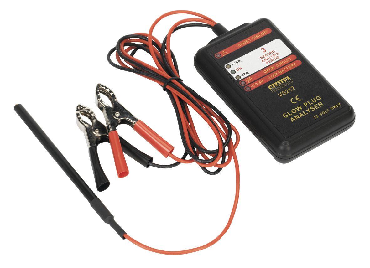 Sealey Glow Plug Analyser