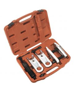 Sealey Ball Joint Splitter Hydraulic & Manual 9pc - Commercial