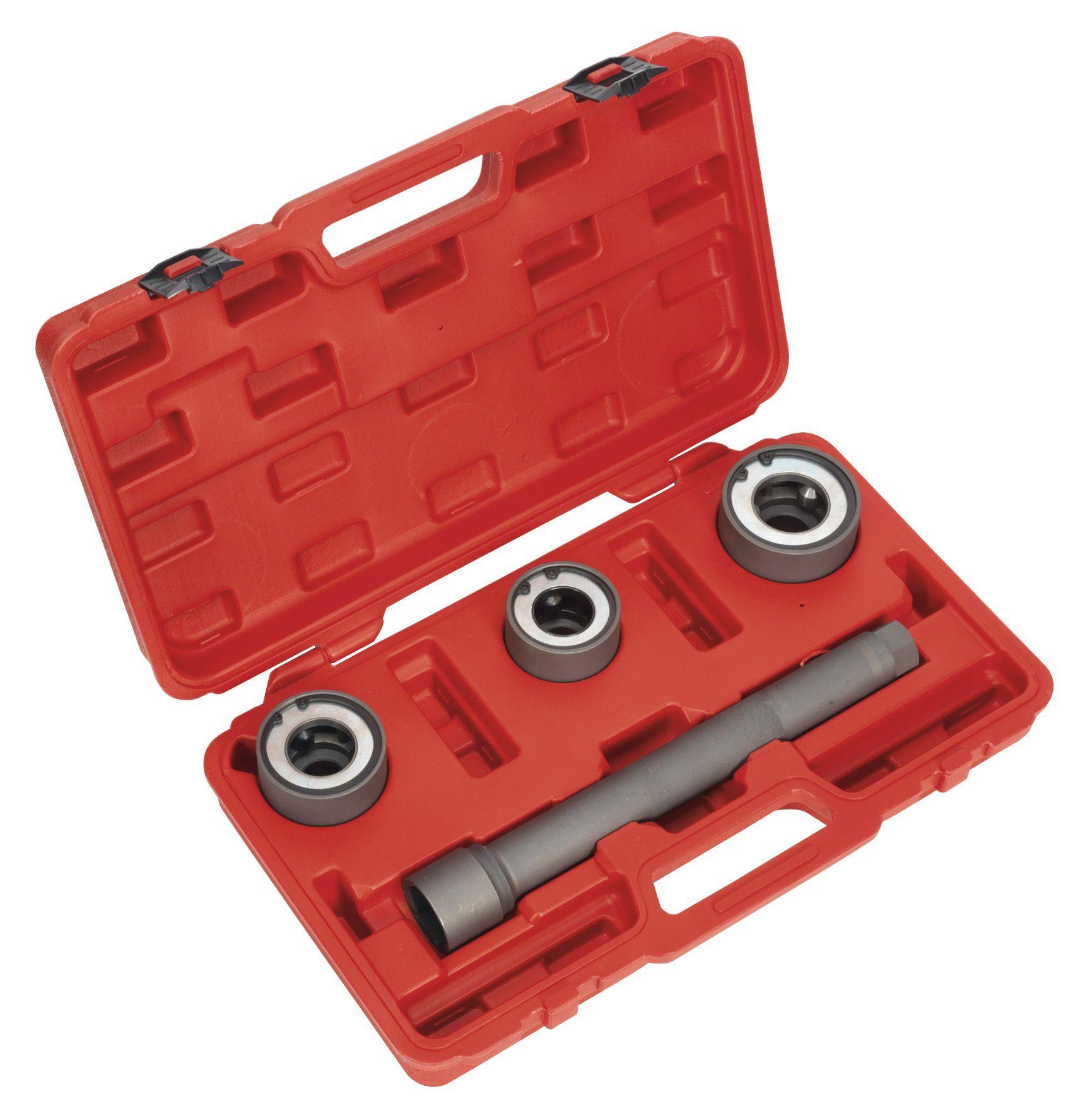 Sealey Steering Rack Knuckle Tool Set 4pc
