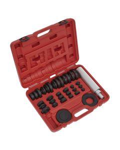 Sealey Bearing & Seal Installation Kit 37pc