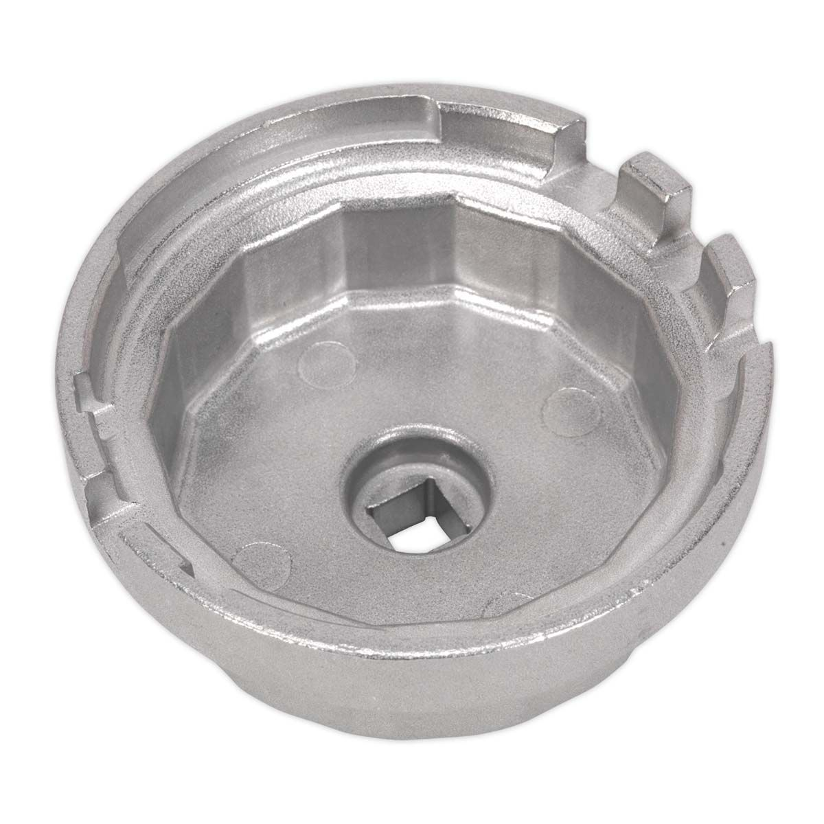 Sealey Oil Filter Cap Wrench Ø64.5mm x 14 Flutes - Lexus/Toyota