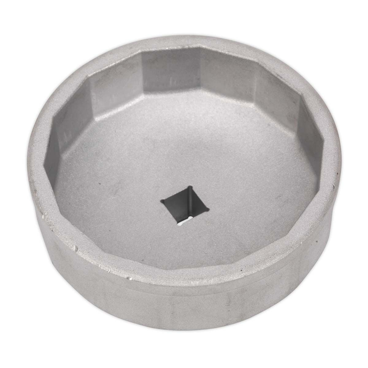 Sealey Oil Filter Cap Wrench Ø74.5mm x 14 Flutes - Mercedes