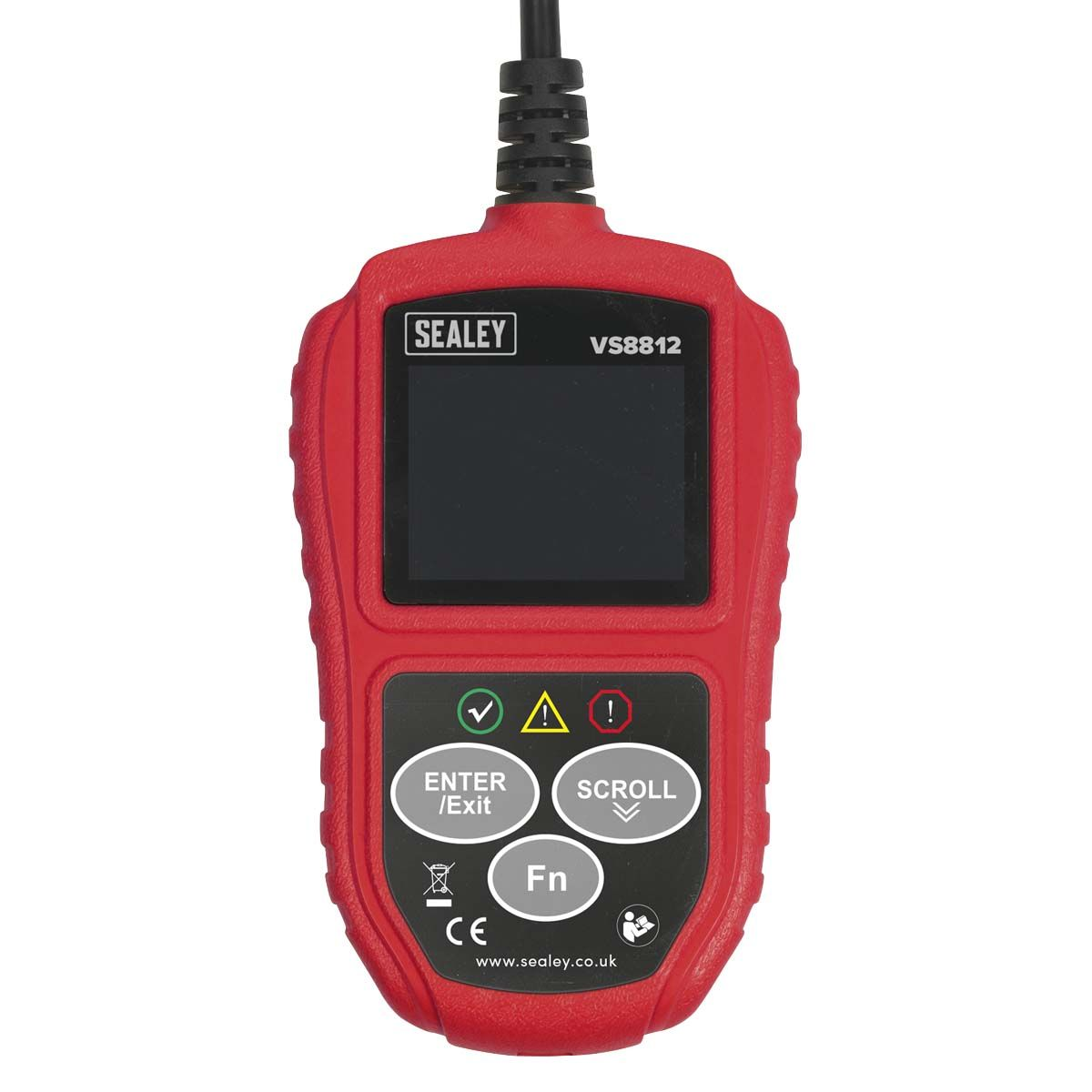 Sealey EOBD Code Reader - Live Data